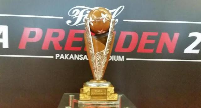 Inilah Hasil Drawing dan Jadwal Babak Delapan Besar Piala Presiden, SFC Vs Arema FC