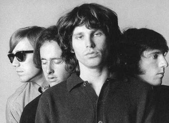 Flickering in the \u0027rock room\u0027 today is the 2014 video collection R-Evolution featuring the Doors always a band delicately balanced on the cutting edge ...  sc 1 st  Talk From The Rock Room & Now Playing: The Doors - R-Evolution - \u0027Under Television Skies ...