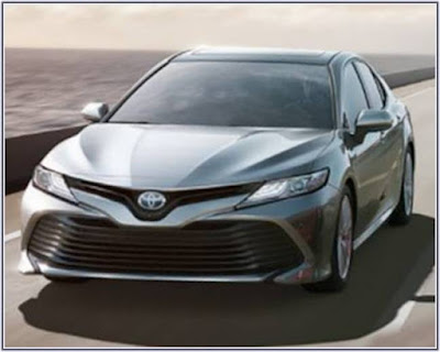 2019 Toyota Camry Review and Specs