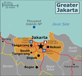 Special Capital Region of Jakarta