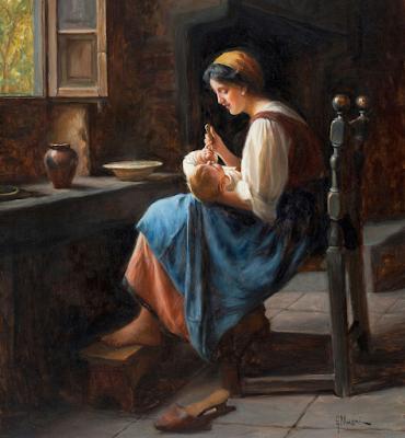 GIUSEPPE MAGNI (Italian, 1859-1956)