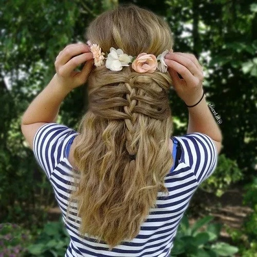 cute and cool hairstyles teenage