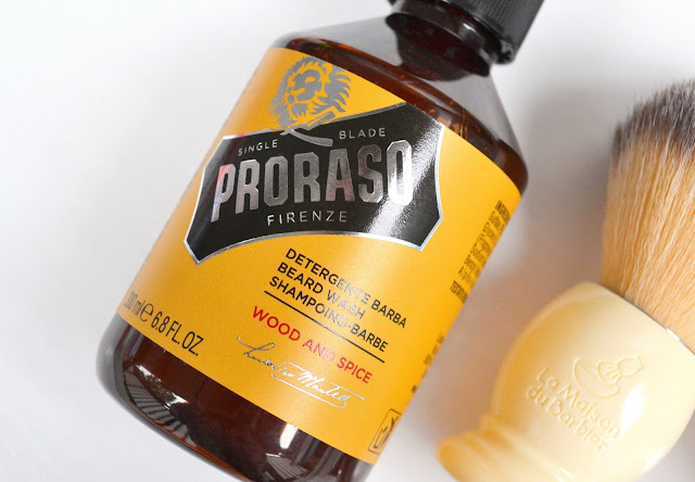 Proraso Beard Oil and Beard Wash Review