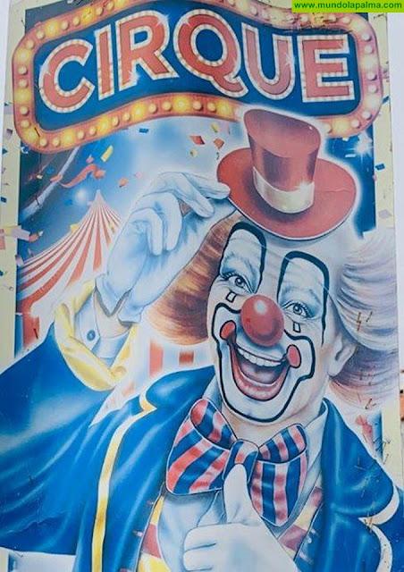 El Circo de Francia presenta su espectáculo en Villa de Mazo