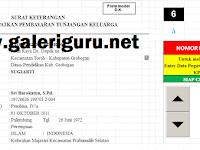 Download Format Aplikasi KP4 PNS Terbaru