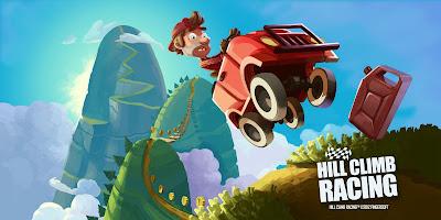 Versi baru Hill Climb Racing