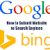 How To Submit Site URL Major Search Engine For Index