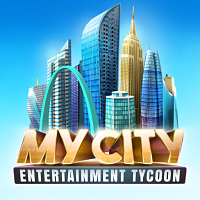 Game My City Entertainment Tycoon Mod Tiền Cho Android