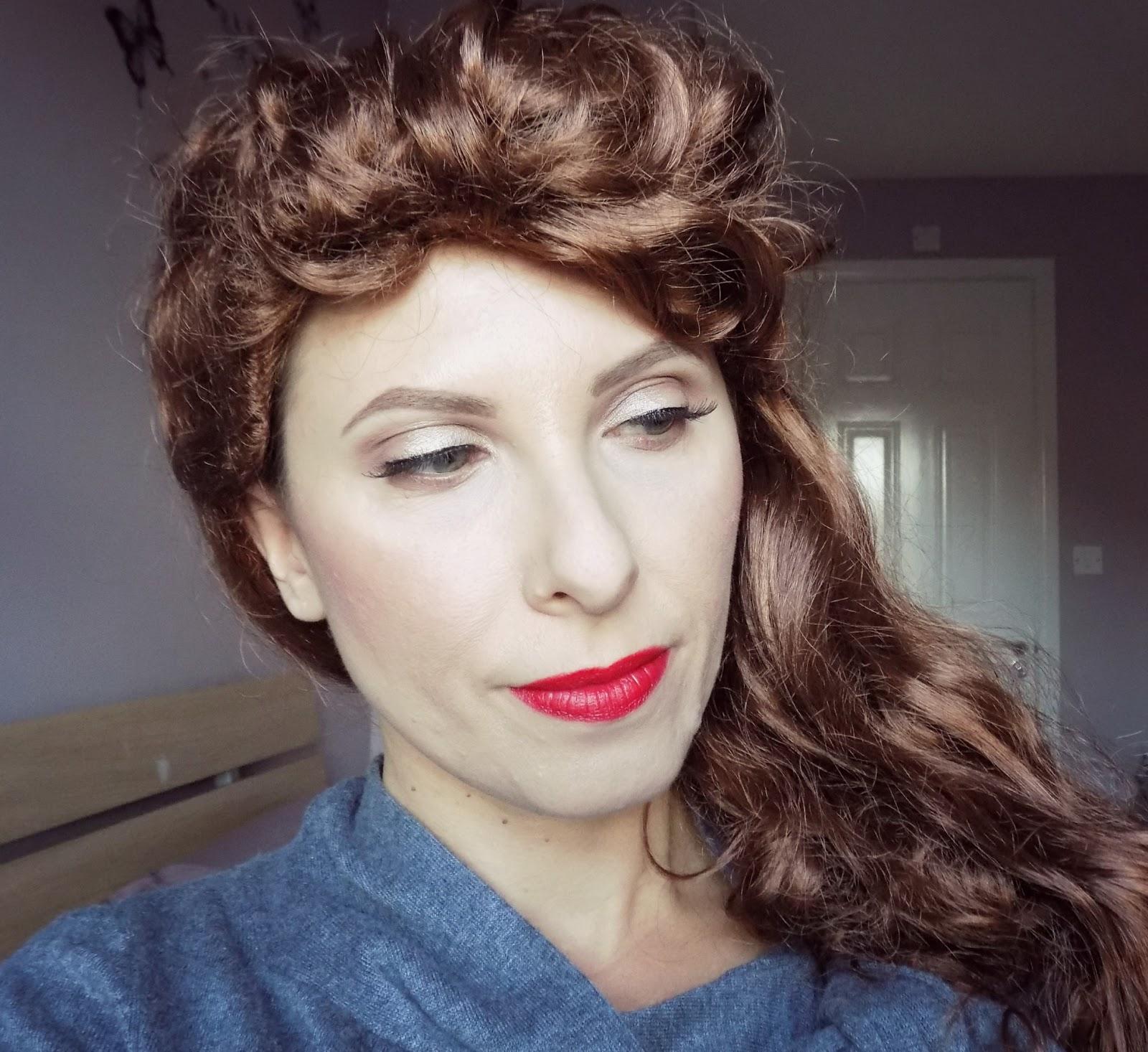Makeup through the decades #3 1940s | Mummy's Beauty Corner