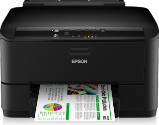 Epson WorkForce Pro WP-4025 DW Treiber Drucker Download