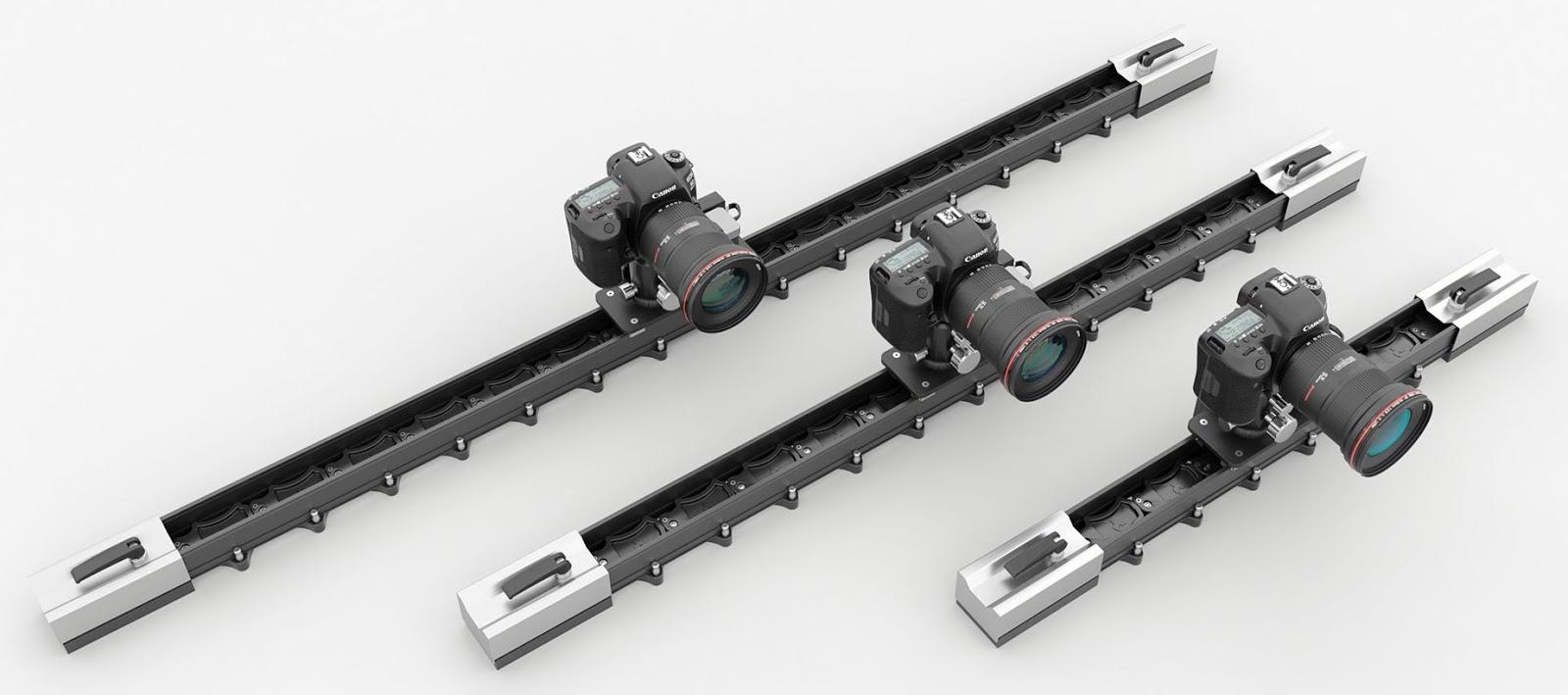 Несколько стандартных размеров Multi Slider