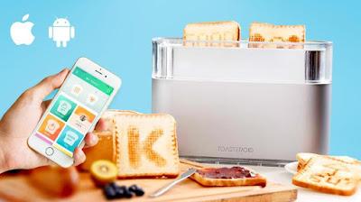 Toasteroid smart image toaster