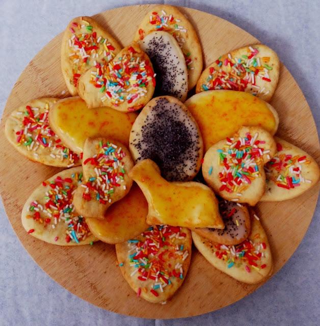 Ciasteczka - Mini mazurki