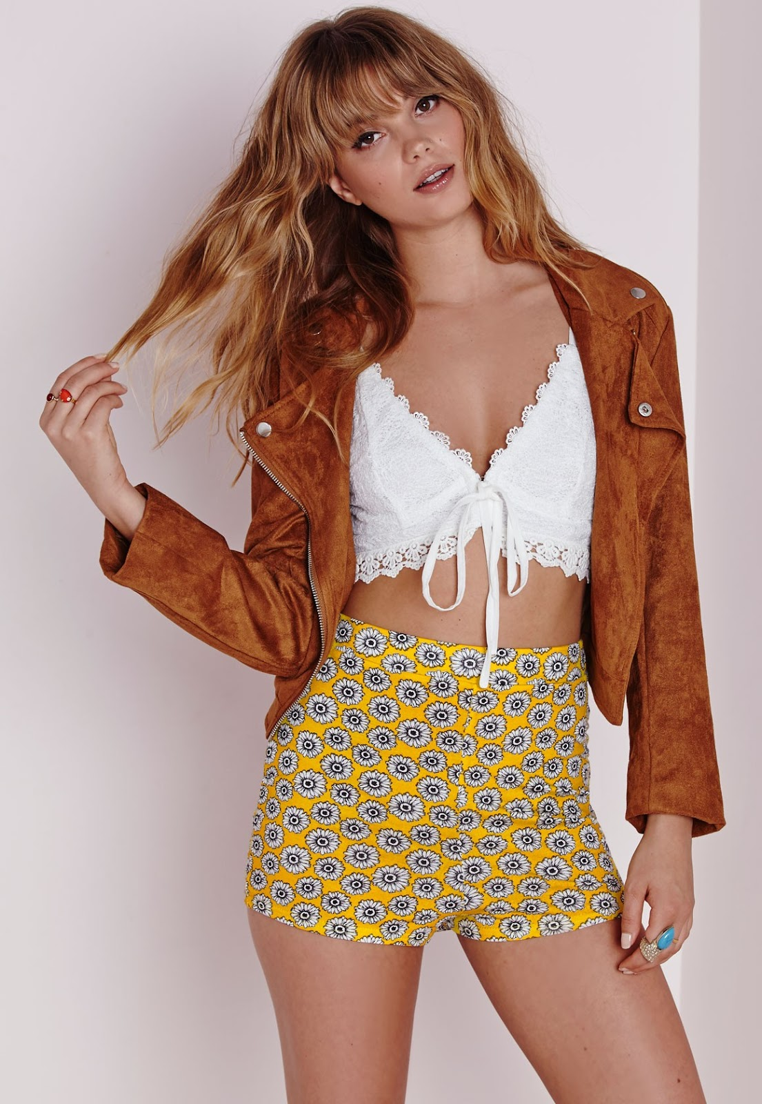 69c31f419c https   www.missguided.co.uk new-in clothing floral-print-hotpants-yellow