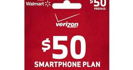 Verizon39s Walmart Exclusive 50 Smartphone Unlimited Plan