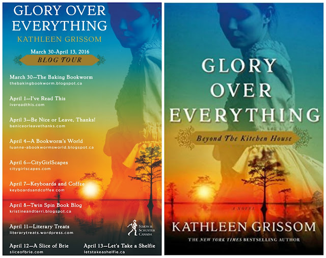 Glory Over Everything, a fantastic historical-fiction novel for adults.