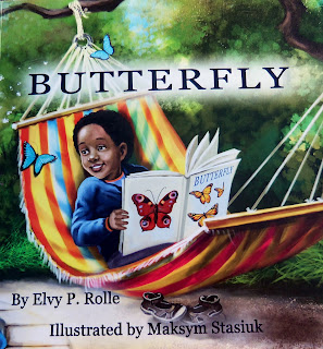 Butterfly by Elvy P. Rolle on Favored Reviews