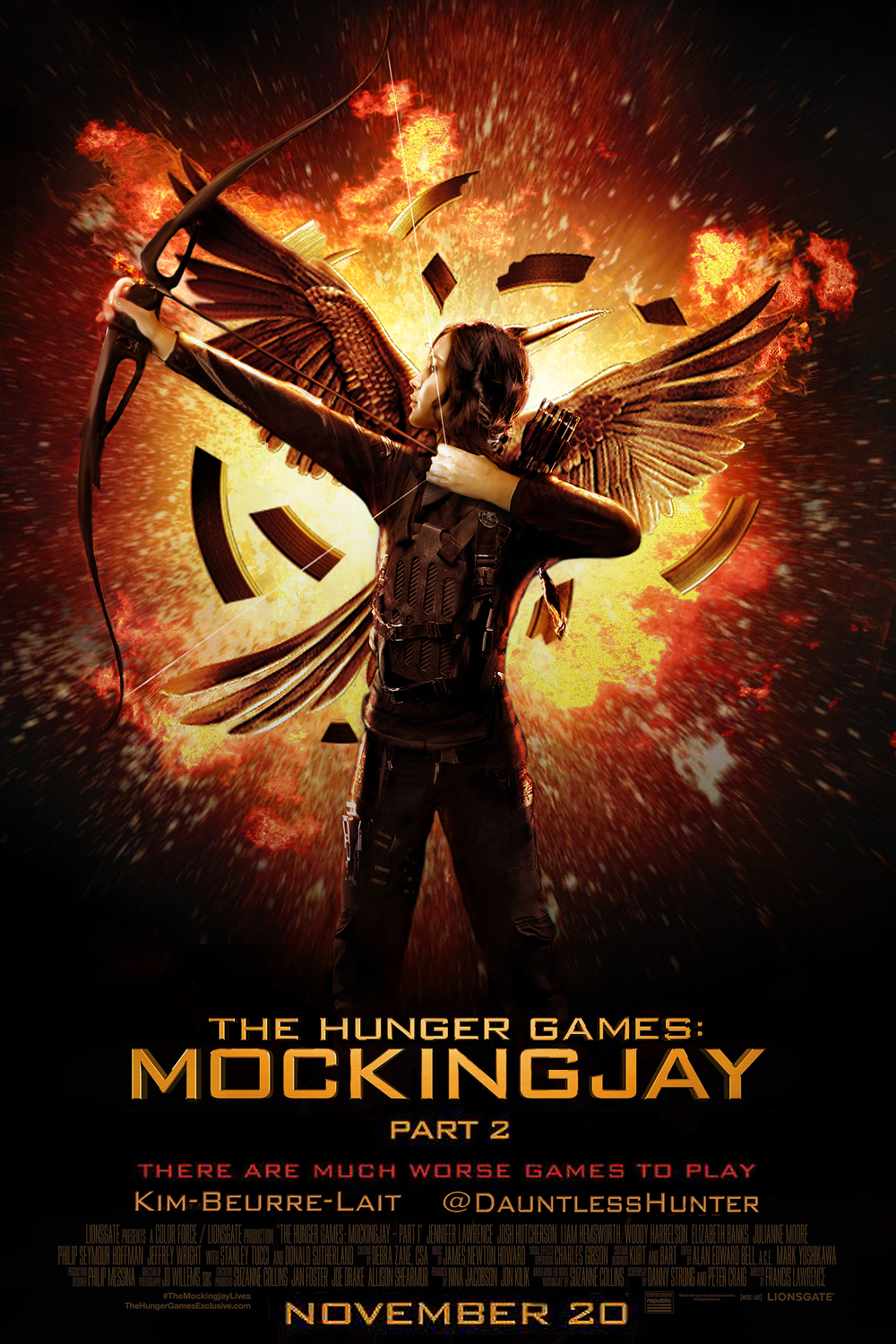 Mockingjay 2 Watch Online