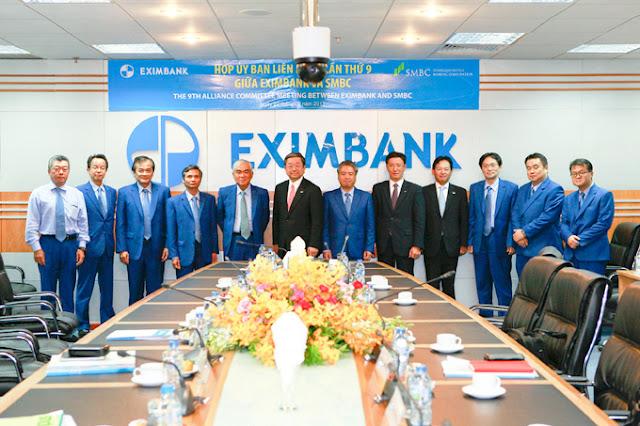 nguồn lực eximbank