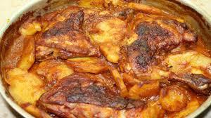 اسهل و اسرع و أشهى وصفة بطاطا بالدجاج في الفرن | مجلة ملكتي