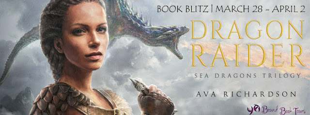 {Excerpt+Giveaway} Dragon Raider by Ava Richardson