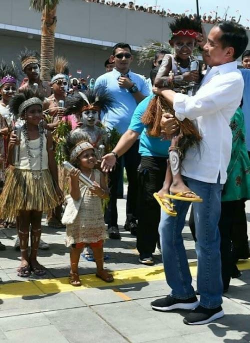 Stop Sinetron, Saatnya Indonesia - Papua Berunding