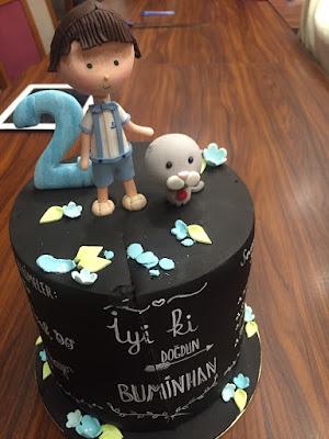 doğum günü pastası modelleri