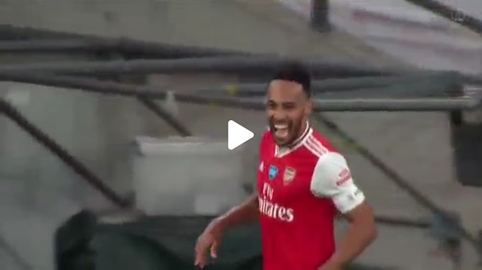 VIDEO: Arsenal 2:0  Manchester City / FA Cup