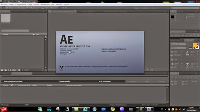 How To Get Download Install Adobe After Effects CS4 bit 32