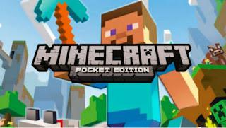 تحميل لعبة ماين كرافت minecraft Pocket Edition للاندرويد