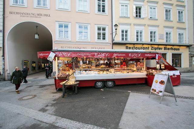 Piazza dell'Università-Salisburgo