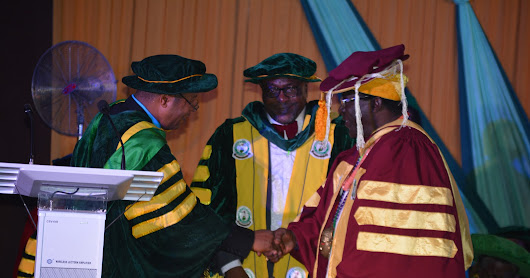 FUOYE HOLDS MAIDEN CONVOCATION.
