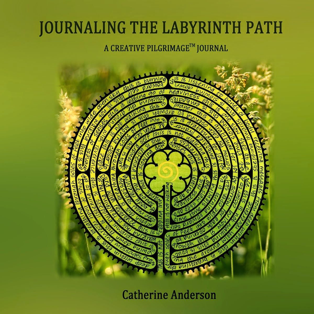 """Journaling the Labyrinth"" journal"