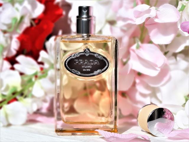 avis fleur d'oranger prada, parfum fleur d'oranger, parfum infusion de prada