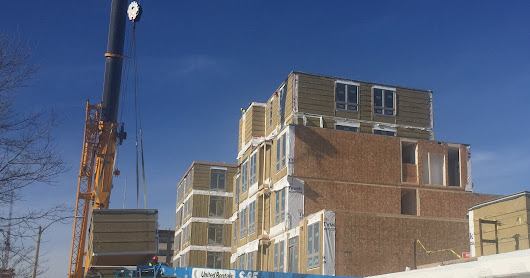 Modular Construction Delivering Great Results in Allston
