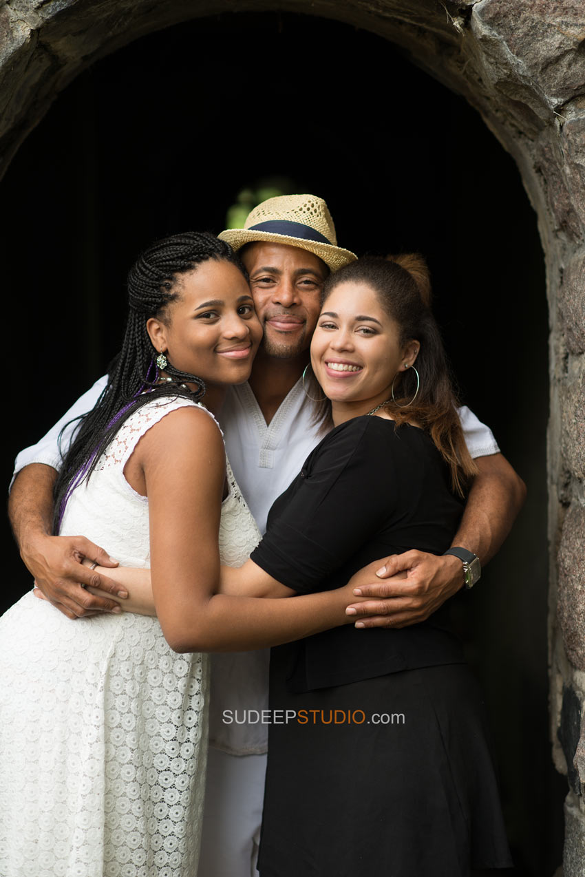 Detroit Family Portrait Photography - Sudeep Studio.com