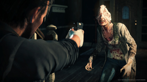 The Evil Within 2 PC Free Download Screenshot 3