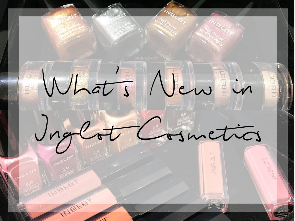 nglot Cosmetics The Star In You Collection and What A Spice! Additions