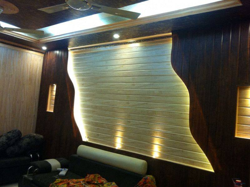 Pvc wall panel distributors wall decor Bedroom wall designs in pakistan