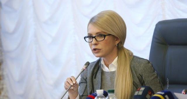 Тимошенко заявила о новых издевательствах над украинцами и напомнила власти о Майдане