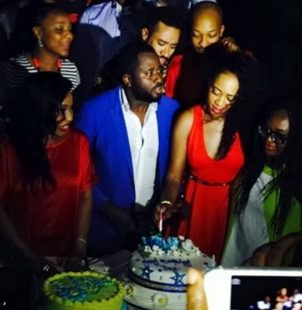 desmond elliot birthday party