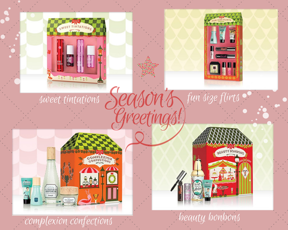 Benefit Holiday Kits 2014