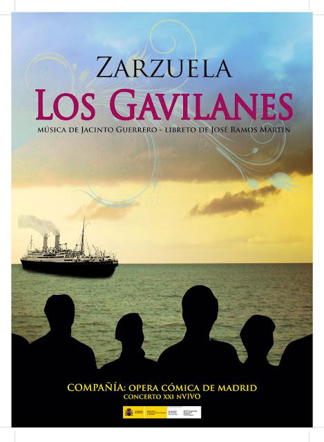 Teatro, zarzuela y concierto en los Veranos de la Villa