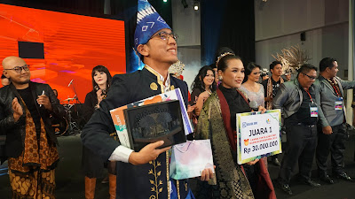 Lomba Cipta Lagu Pop Daerah Nusantara 2018