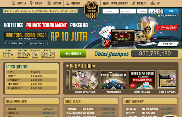 poker88, poker online, poker terpercaya, judi online