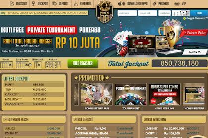 Mau Poker Online Yang Nyaman dan Aman, Poker88 Solusinya