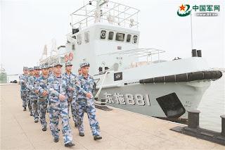 Remolcador Dongtuo 881