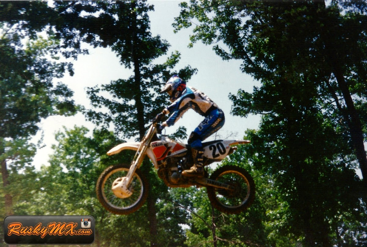 Doug Henry Budds Creek 1997