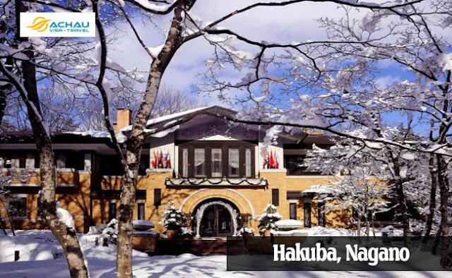 Hakuba-Những điểm đến Nhật Bản đẹp nhất vào mùa đông