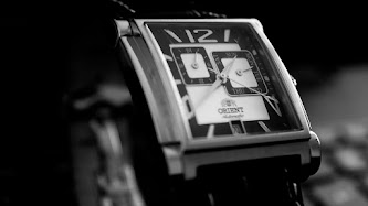 Wallpaper: Orient Automatic Watch